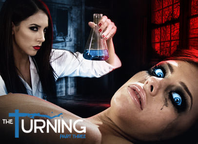 The Turning: Part Three – lesbian horor movie