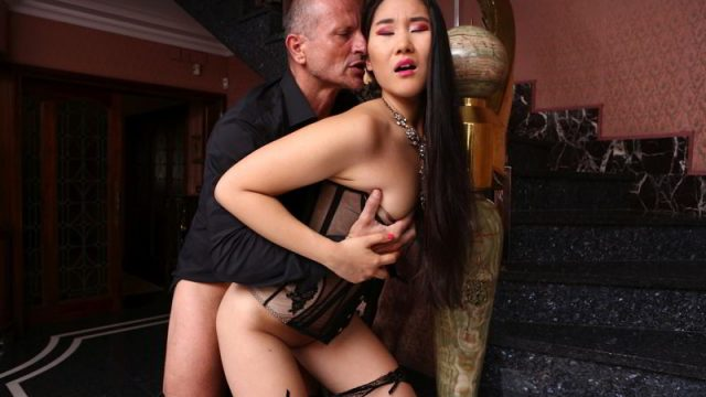 Katana, Oriental desire – Scene from: Thirst For Sex movie